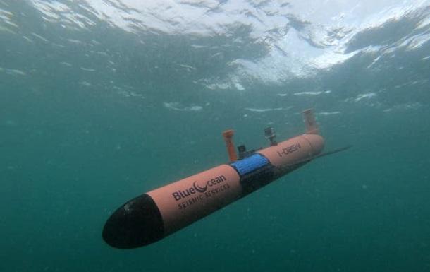 Британия испытала подводный дрон в Северном море