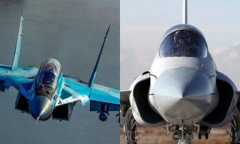 Какой истребитель выберет Буэнос-Айрес: российский МиГ-35 или китайский JF-17?