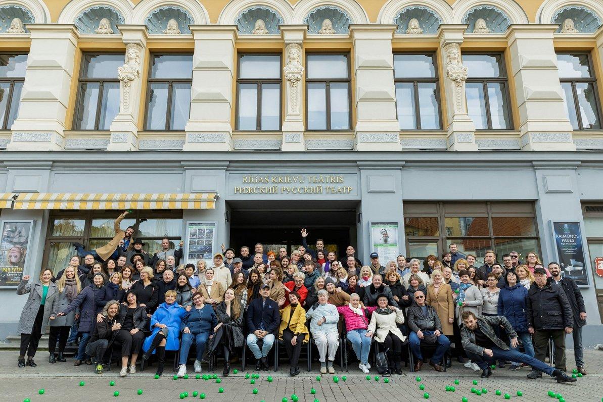У русскоязычной молодежи в Латвии иное мировоззрение по сравнению с их родителями